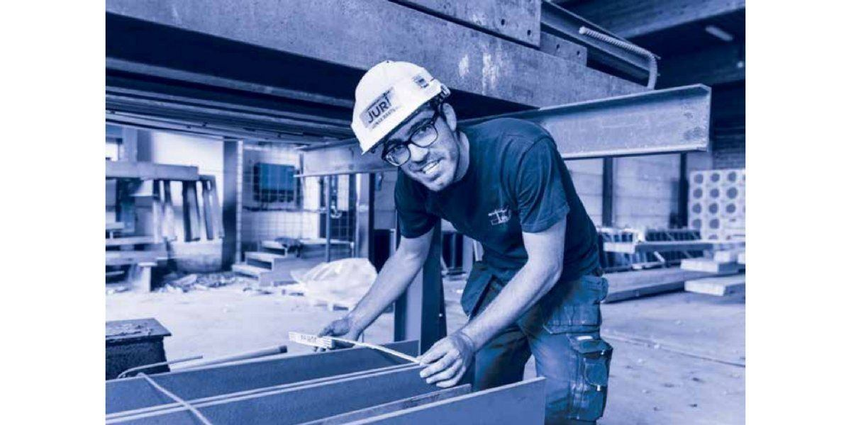 """Jonas Basten: """"Elke dag is een opleiding op zich."""""""