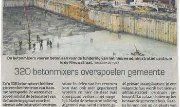 Juri in de krant: Hamme 2020 – Moet er nog beton zijn?