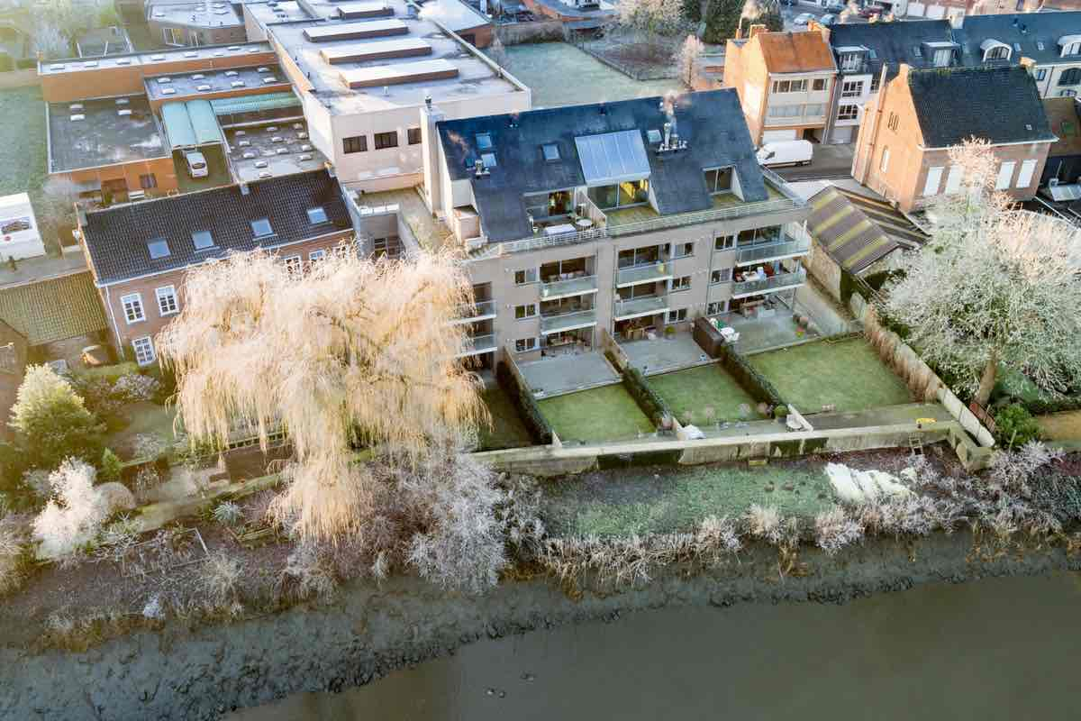 Winter in Hamme