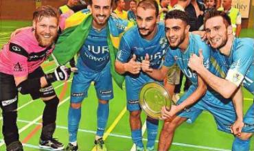 3e Landstitel voor FP Halle-Gooik