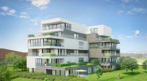 Residentie Blanc De Lys
