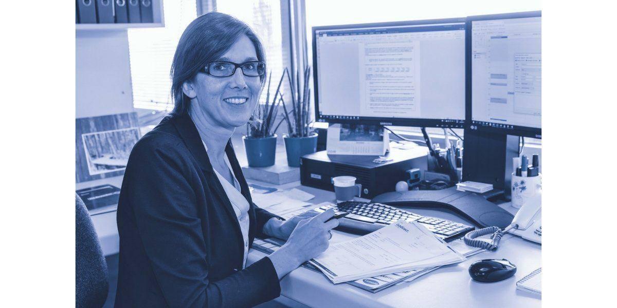 """Isabel Van Hecke: """"Het belangrijkste in een job is dat je hem graag doet en je er thuis voelt…"""""""