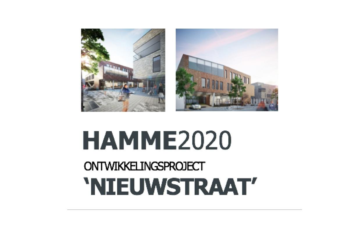 Hamme Nieuwstraat terug in de pers