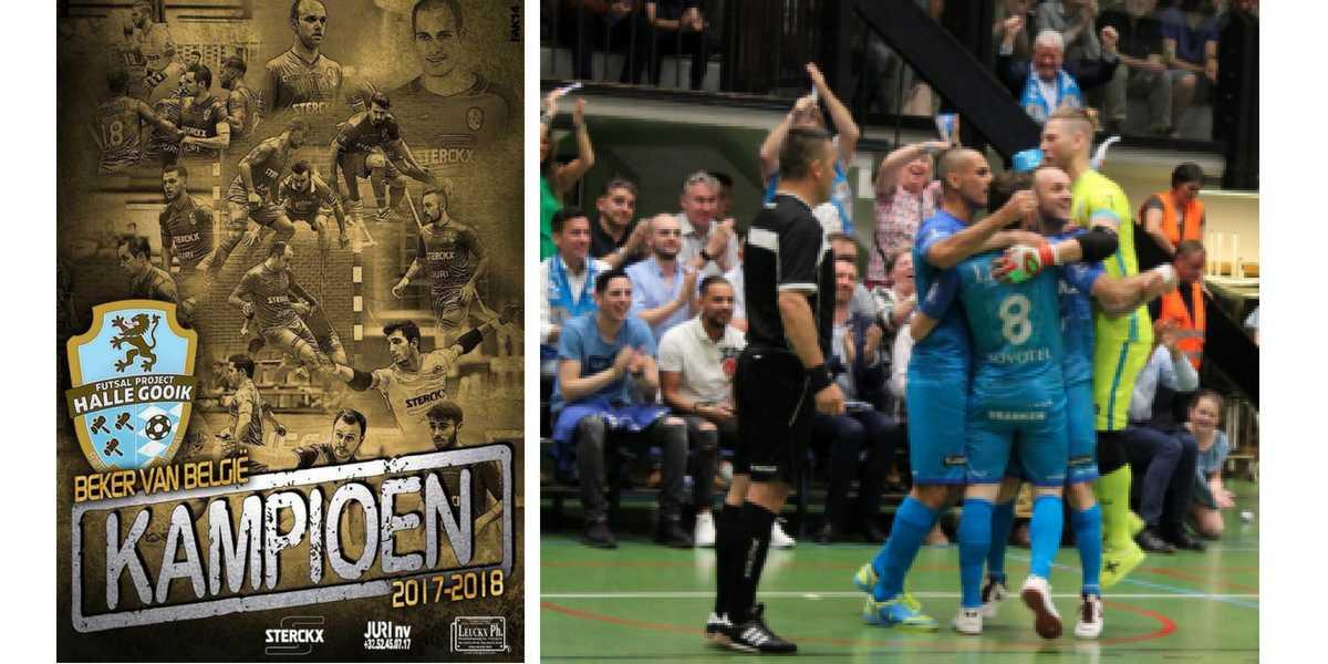 FP Halle- Gooik voor 4de maal landskampioen!