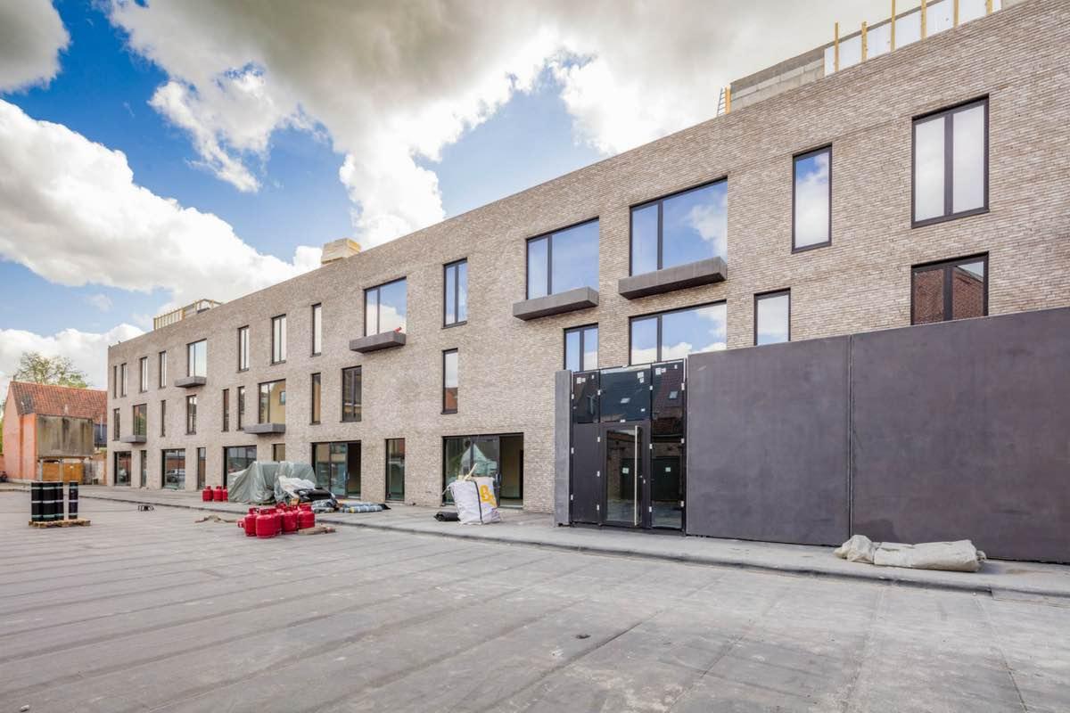 Nog vier appartementen te koop in residentie Wuitenhart