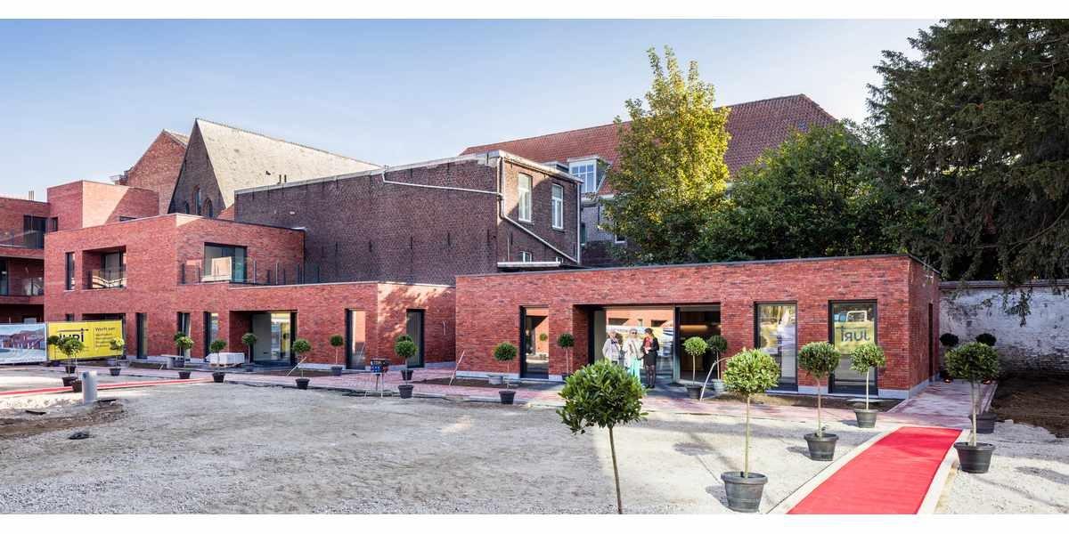 Opendeurdag bij 'Dorp in de stad' in Gent