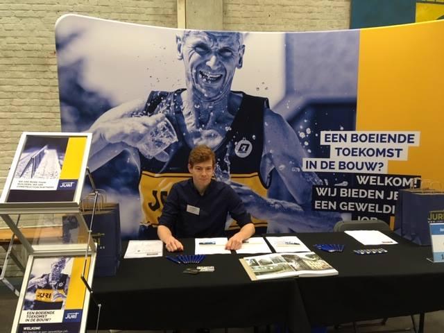 Jobbeurs in Gent #Loupkin #present
