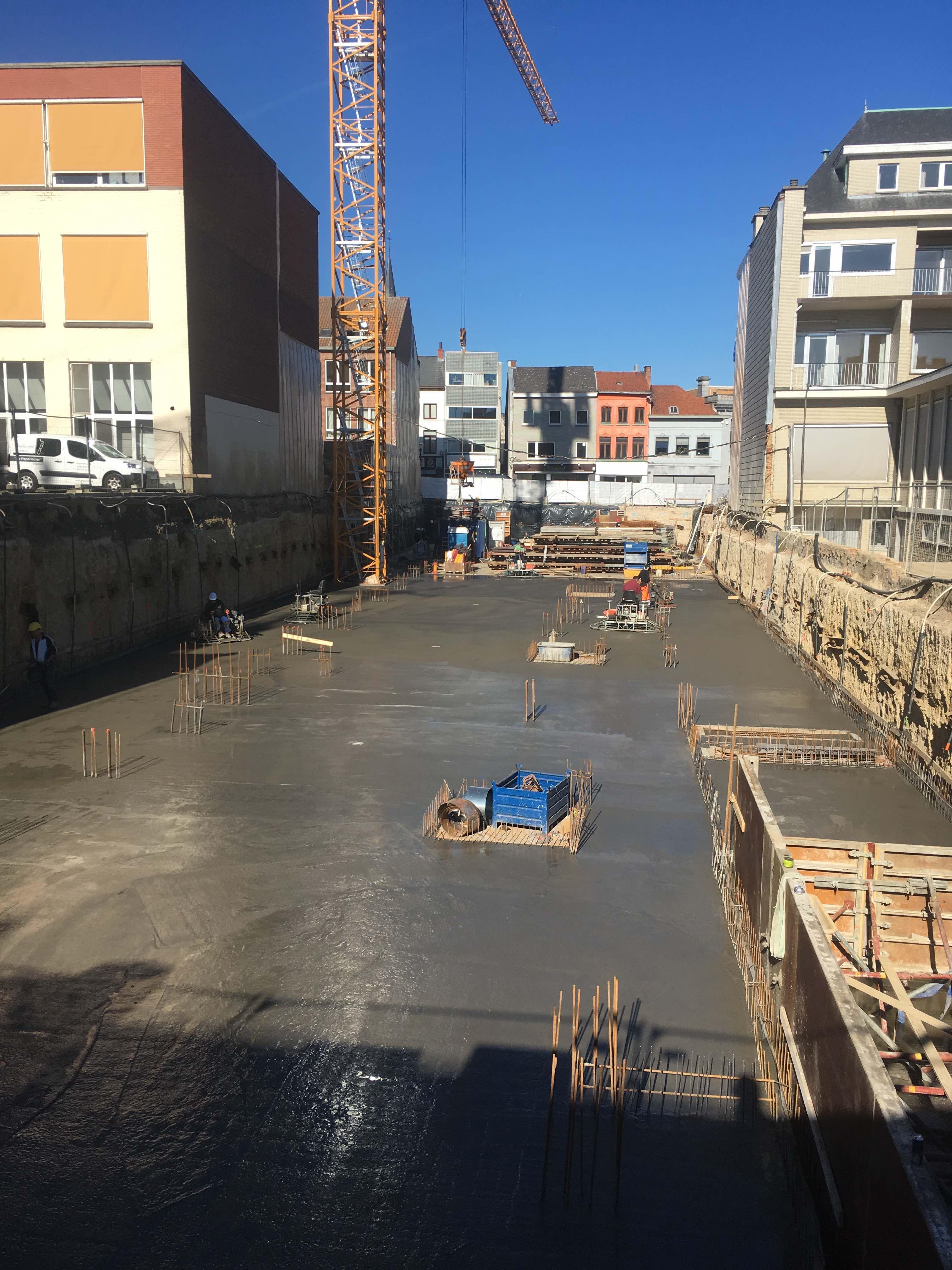 Beton betonner betonst