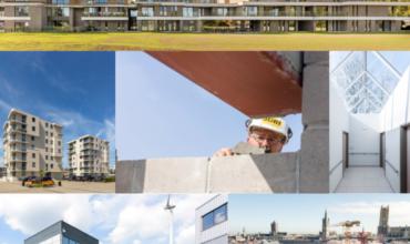 25 jaar bouwen met René, een greep uit zijn oeuvre