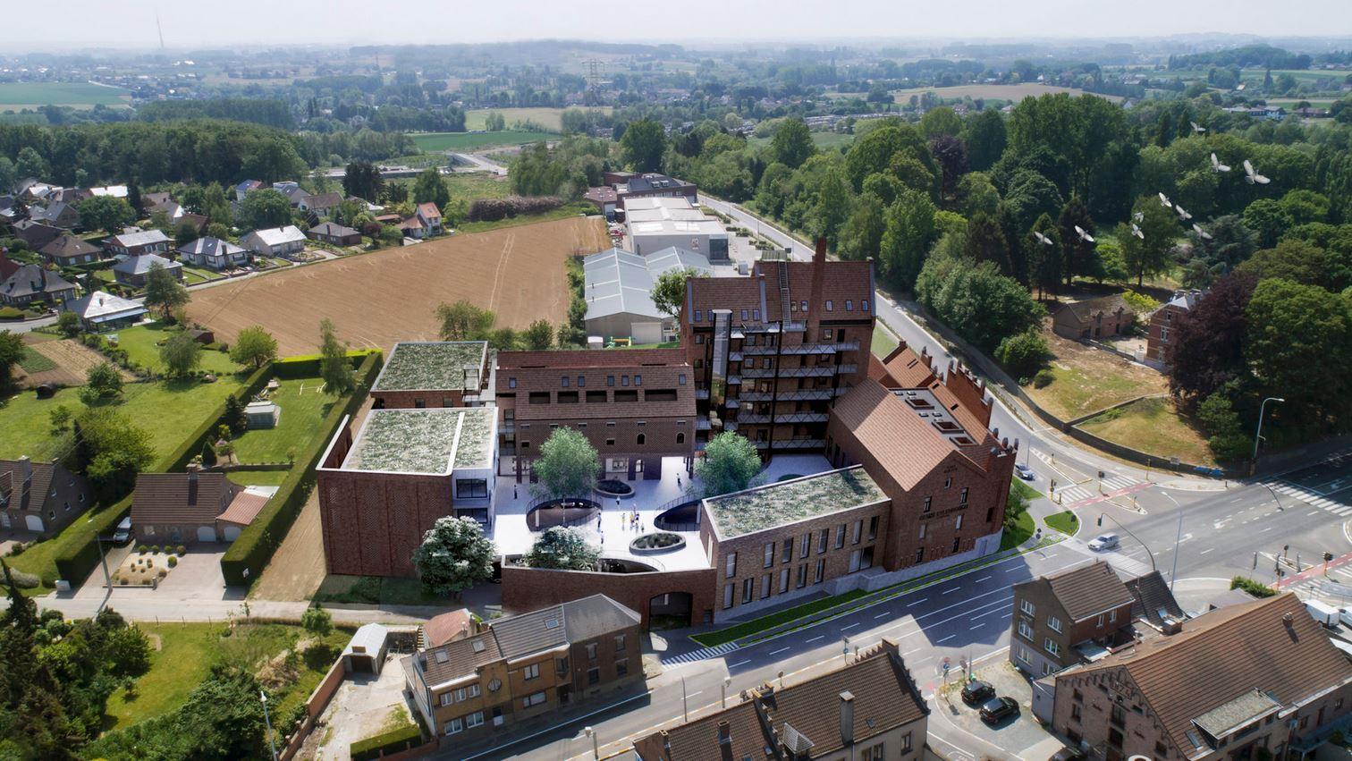 Ruwbouwploeg aan de slag in Eylenbosch