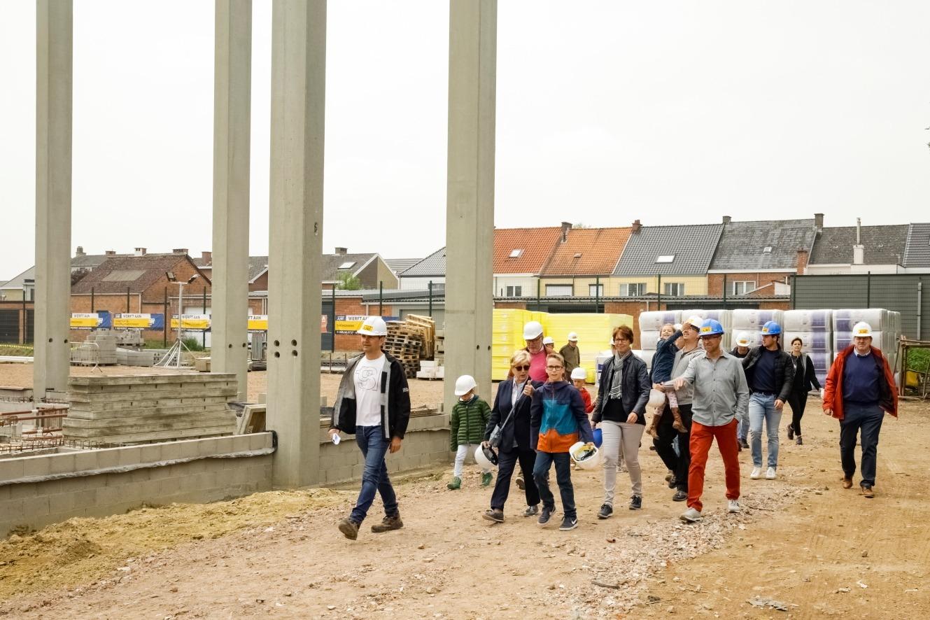 Foto album Openwervendag: Sporthal Zele